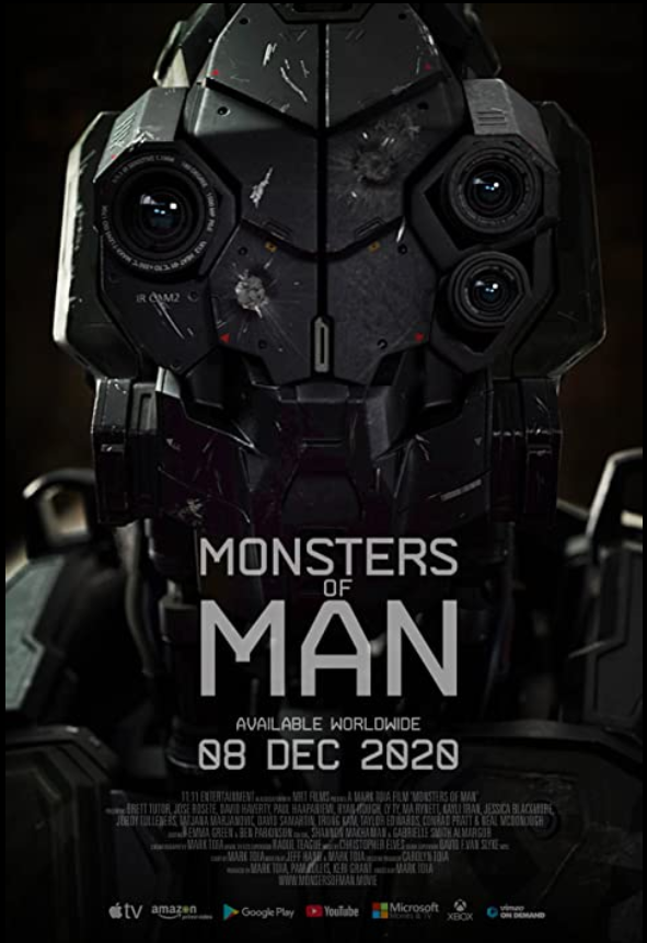 """""""Monsters of Man,"""" Modern day Terminating"""